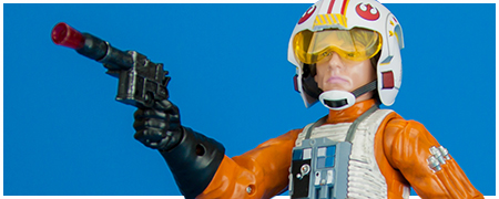 Disney Store Exclusive Talking Luke Skywalker Action Figure