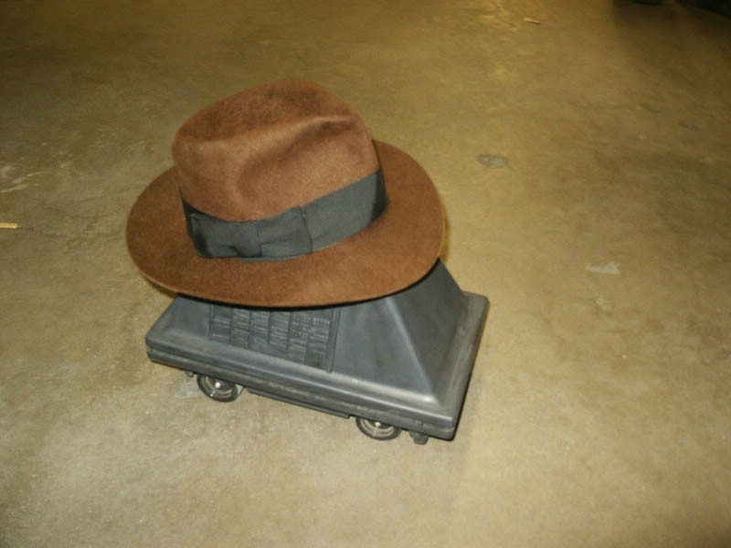 MSE-6 Mouse droid with my hat