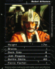 UK Exclusive OT DVD Card - Biggs Darklighter