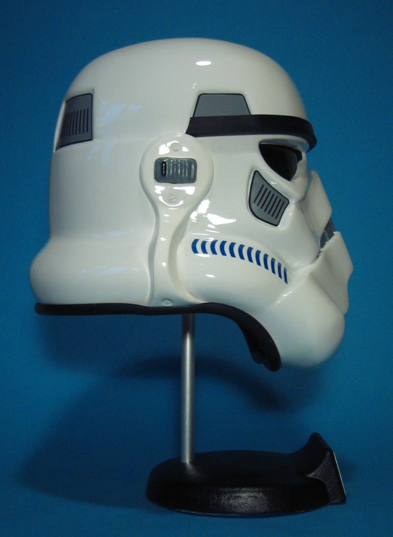 Shepperton Design Studios Stunt Trooper Helmet - Right
