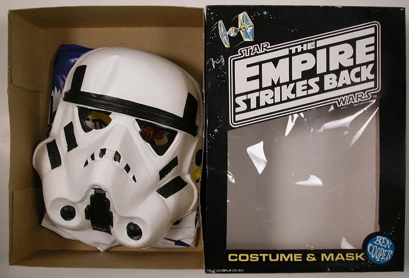 Ben Cooper The Empire Strikes Back Stormtrooper Mask
