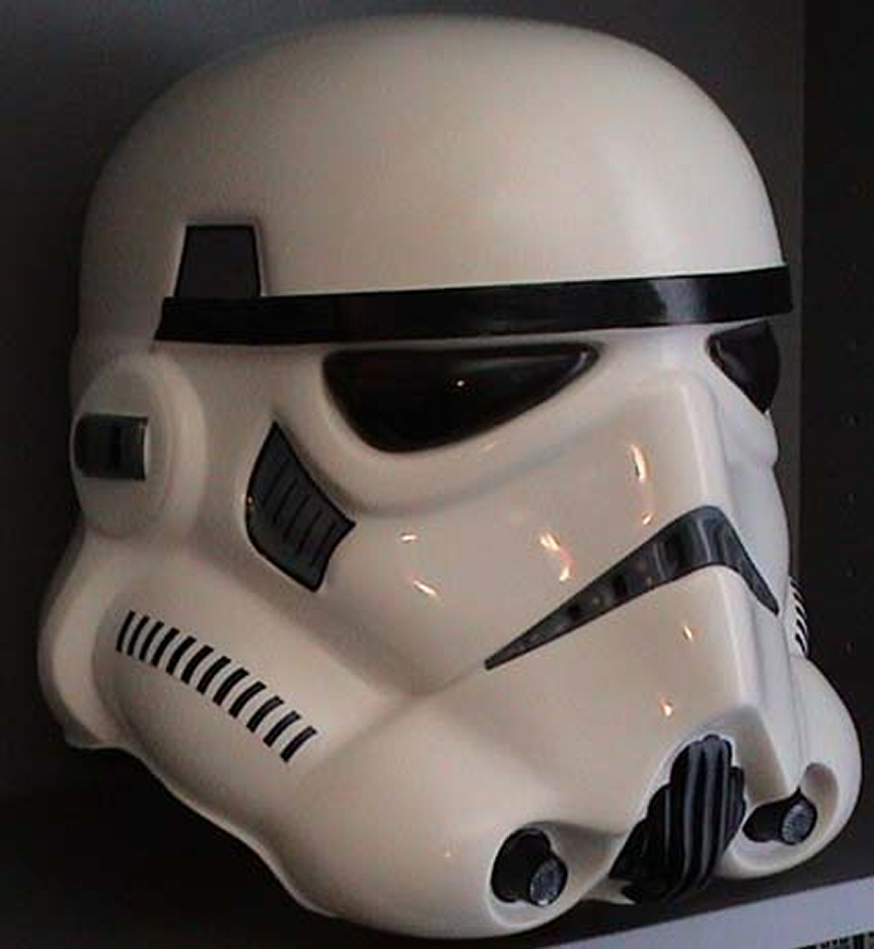 Don Post Classic Action Stormtrooper Helmet