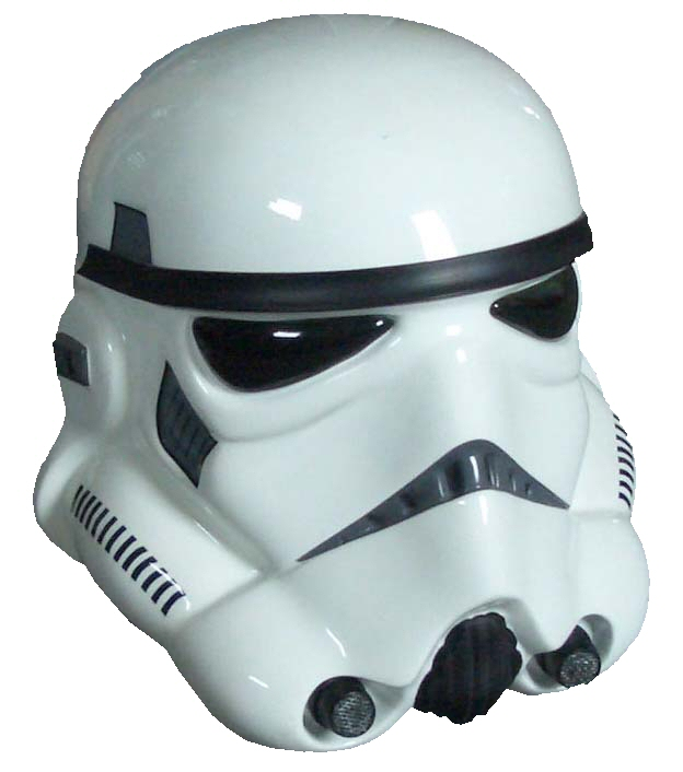 Don Post Deluxe Stormtrooper Helmet