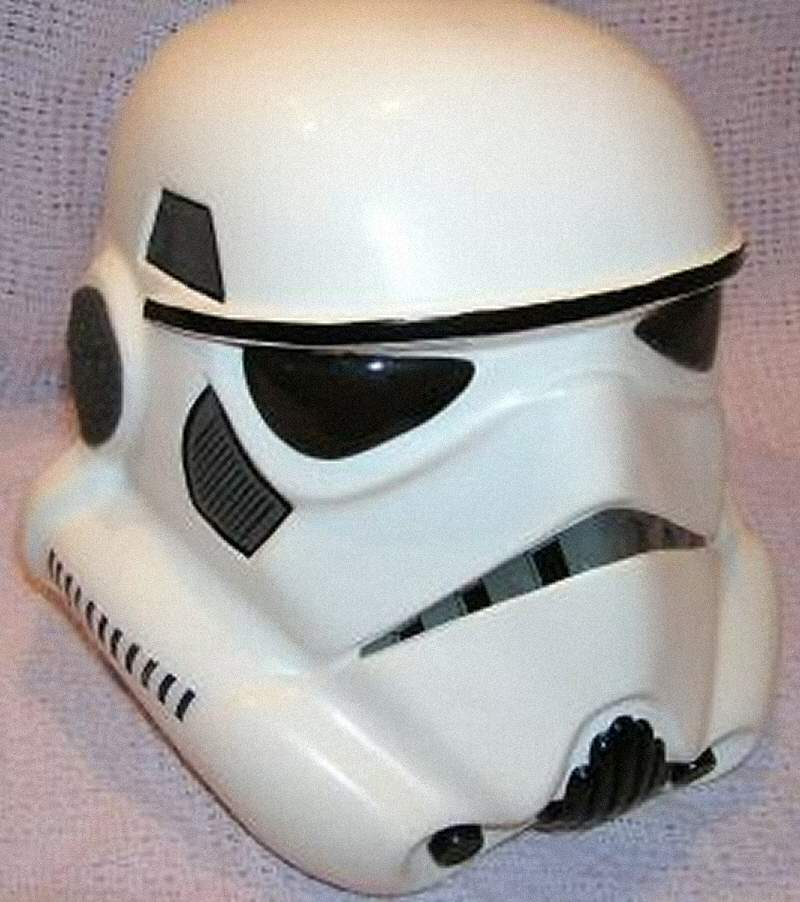 Don Post Standard Stormtrooper Helmet