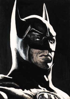 Batman Returns (guoache)