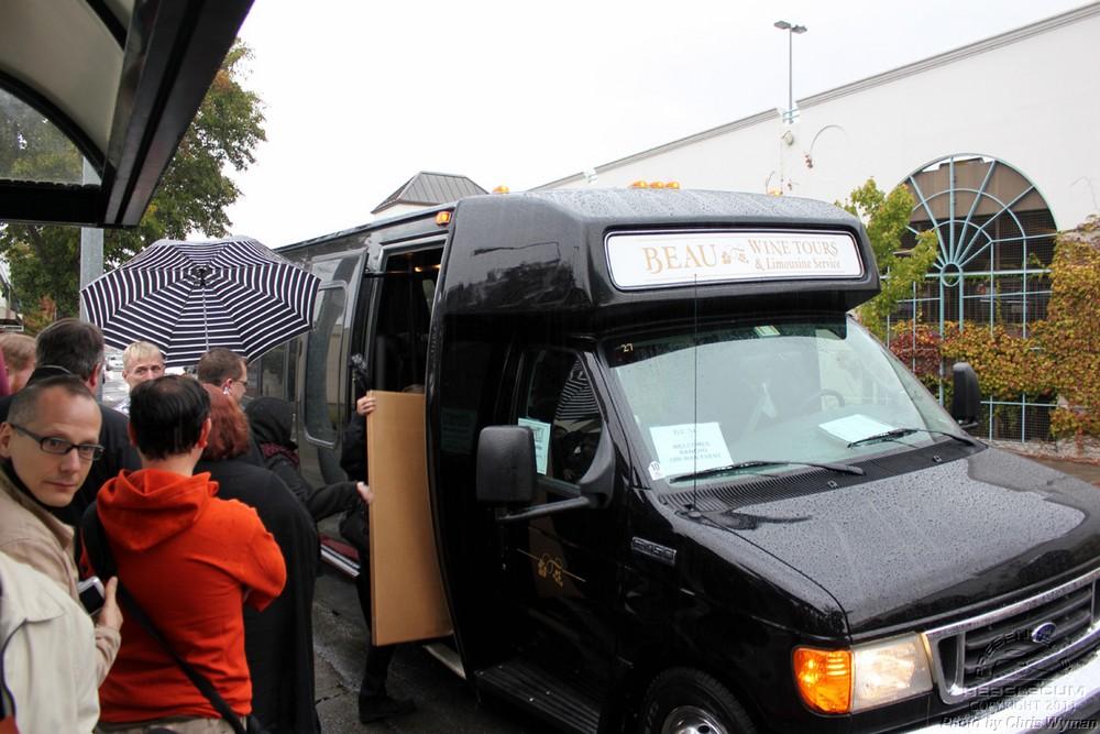 Shuttle to Rancho Obi-Wan