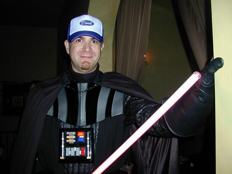 Un apasionado de Darth Vader