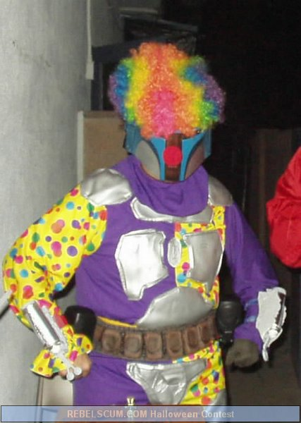 Abel Pinedo as Bozo Fett