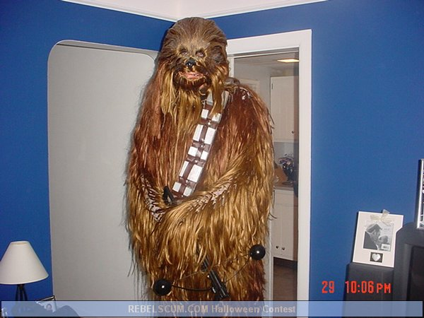 Dave Santia as Chewy