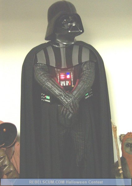 David Simonds as Darth Vader