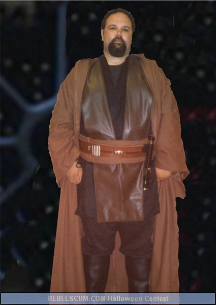 Gil Guemes as Jedi Knight
