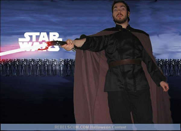 Kristian Sensini as Count Dooku