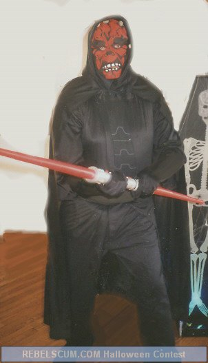Larry Schick as Darth Maul