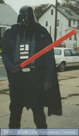 Larry Schick as Darth Vader