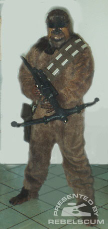 Larry Schick as Chewbacca