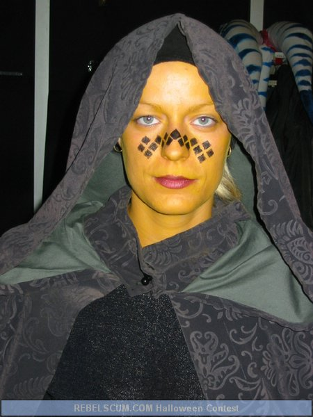 Nathalie Mexence as Barriss Offee