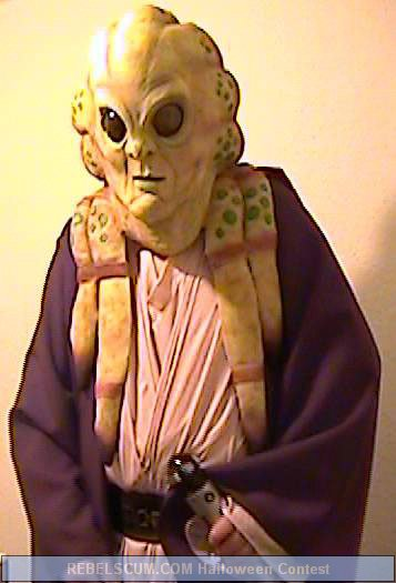 Scott Hilton as Kit Fisto