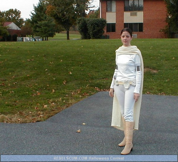 Angie as Padme