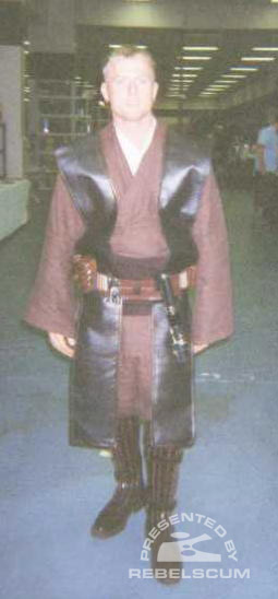 Dale Smith as Anakin