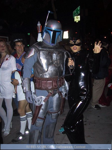 Dave Jackson as Jango Fett