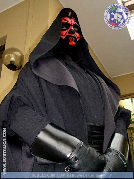 David Lanci as Darth Maul