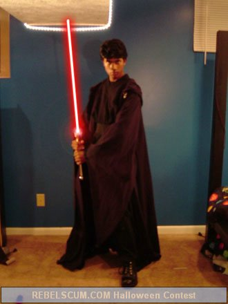 Jared Sloger as Darth Dariddion