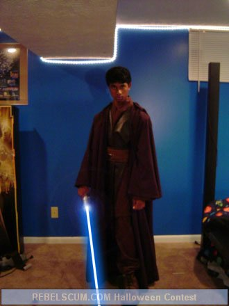 Jared Sloger as Anakin