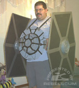 Jason Volk is a TIE FIGHTER