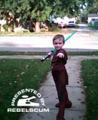 Mark as Jedi Padawan Karm Vin