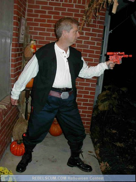 Mike White as Han Solo