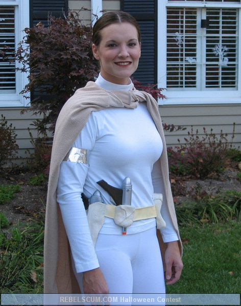 Sheri as Padme