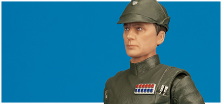 Admiral Piett - The Black Series 6-inch action figure from Hasbro