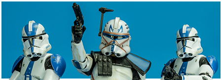 Clone Captain Rex 2017 HasCon Exclusive The Black Series
