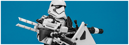 Ultimate First Order Stormtrooper - The Black Series 6-inch action figure collection from Hasbro