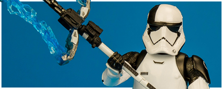 First Order Stormtrooper Executioner - The Black Series 3.75-inch action figure from Hasbro