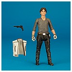 Han Solo's Landspeeder - Star Wars Universe 3.75-inch class B vehicle set