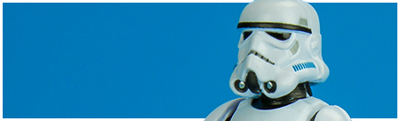 Imperial Stormtrooper from Hasbro's Rogue One Collection