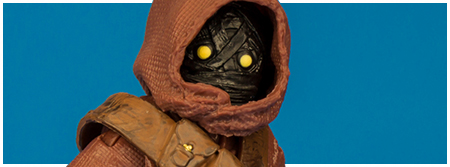 Jawa - The Black Series 6-inch action figure from Hasbro