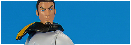 Kanan Jarrus (Stormtrooper Disguise) from Hasbro's Rogue One Collection