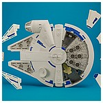 Millennium Falcon (Kessel Run) 3.75-Inch Vehicle from Hasbro