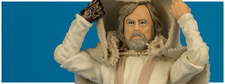 Luke Skywalker (Jedi Master) - The Black Series 3.75-inch action figure from Hasbro