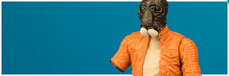 Ponda Baba - The Black Series 3.75 inch action figure from Hasbro