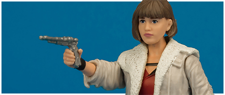 Qi'ra (Corellia) - Solo: A Star Wars Story 3.75-inch action figure from Hasbro