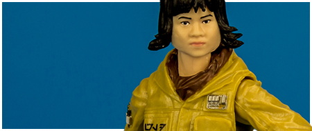 Resistance Tech Rose - The Black Series 3.75-inch action figure from Hasbro