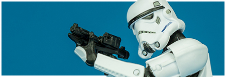 48 Stormtrooper - The Black Series 6-inch action figure from Hasbro
