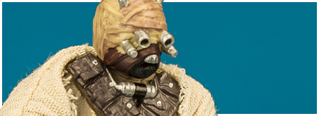 Tusken Raider - The Black Series 3.75 inch action figure from Hasbro
