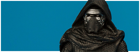 VC117 Kylo Ren - The Vintage Collection 3.75-inch action figure from Hasbro