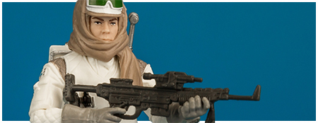 VC120 Rebel Soldier (Hoth) - The Vintage Collection 3.75-inch action figure from Hasbro