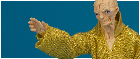 VC121 Supreme Leader Snoke - The Vintage Collection 3.75-inch action figure from Hasbro