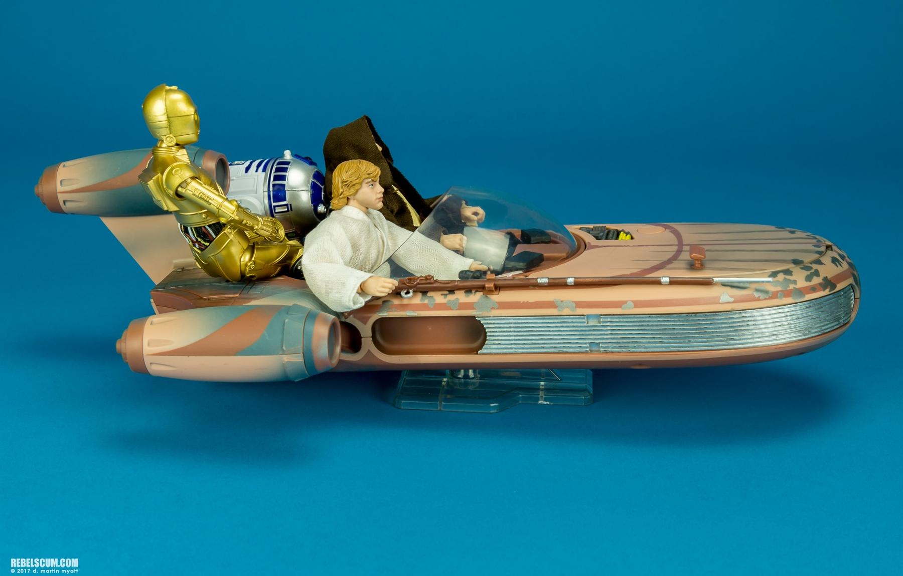 Star Wars - Landspeeder - - - ToysRUs